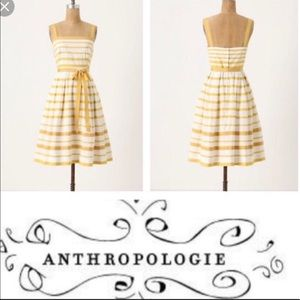 Anthropologie Moulinette soeurs sun shades dress